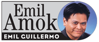 Emil Guillermo: AMOK!