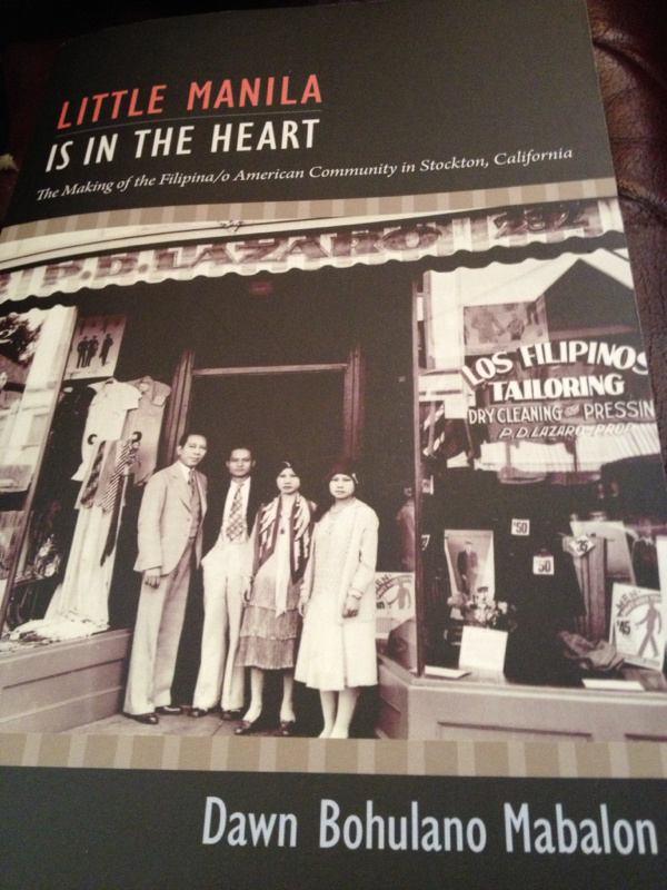 "Podcast: Almost Live At The Book Launch Of ""Little Manila Is In The Heart"""