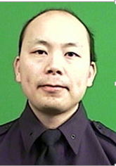NYPD Officer Wenjain Liu
